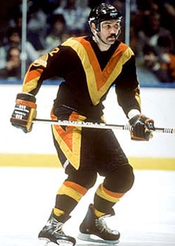 Vancouver Canucks road uniforms, 1978-84