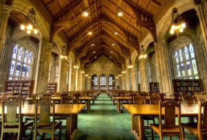 Boston-College-Library