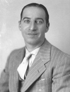 Frank Hanley, 1909-2006, in 1942